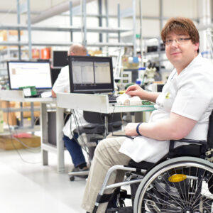 More Companies Realize the Benefits of Hiring People with Disabilities